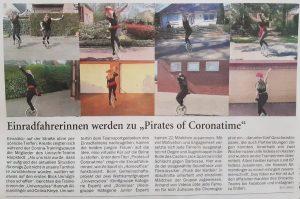 Prirates of Coronatime (NWZ)